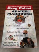 Armed Madhouse by Greg Palast - hardcover version