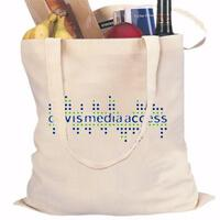 Davis Media Access Tote Bag