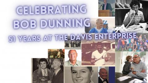 Celebrating Bob Dunning